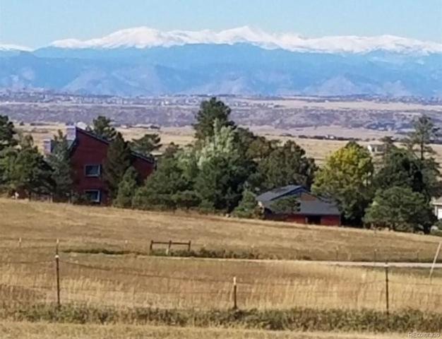 11911 Crabapple Drive, Franktown, CO 80116 (MLS #9163369) :: 8z Real Estate
