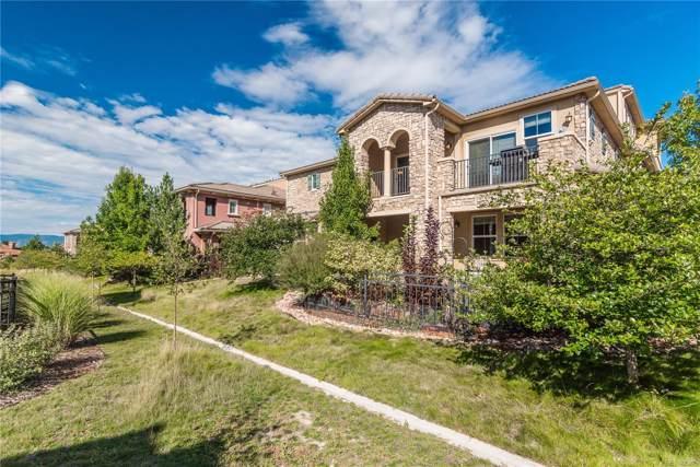 3301 Cascina Circle B, Highlands Ranch, CO 80126 (MLS #9163650) :: 8z Real Estate