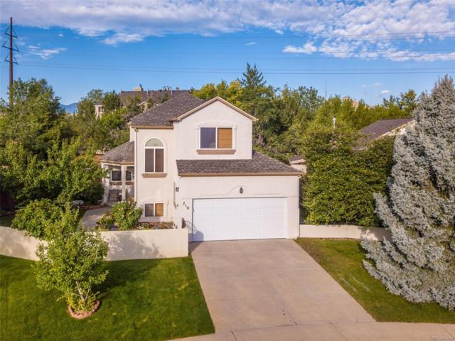 710 Club Circle, Louisville, CO 80027 (MLS #9163654) :: 8z Real Estate
