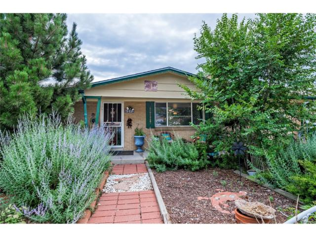8370 Delaware Street, Denver, CO 80221 (#9163923) :: The Tamborra Team