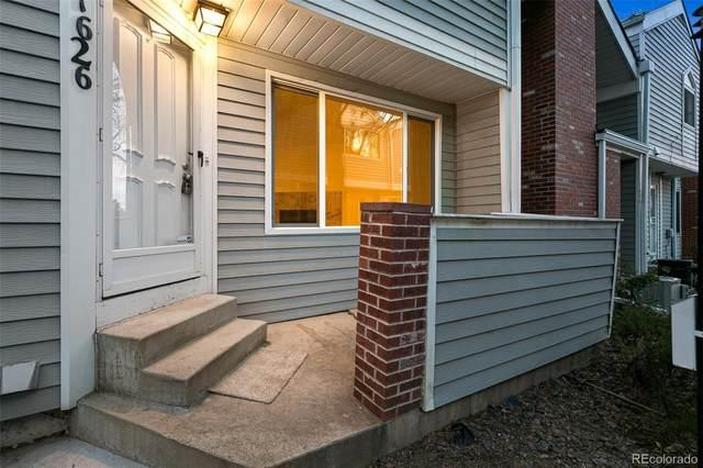 11626 E Bayaud Drive, Aurora, CO 80012 (#9163958) :: The HomeSmiths Team - Keller Williams