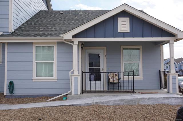 19229 E 58th Avenue F, Denver, CO 80249 (#9164414) :: Bring Home Denver