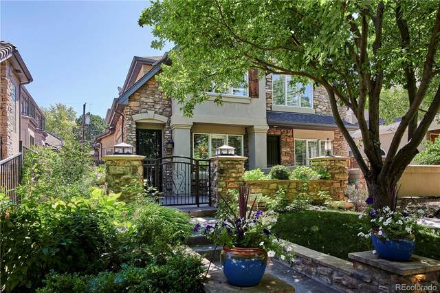 538 Madison Street, Denver, CO 80206 (MLS #9164911) :: 8z Real Estate