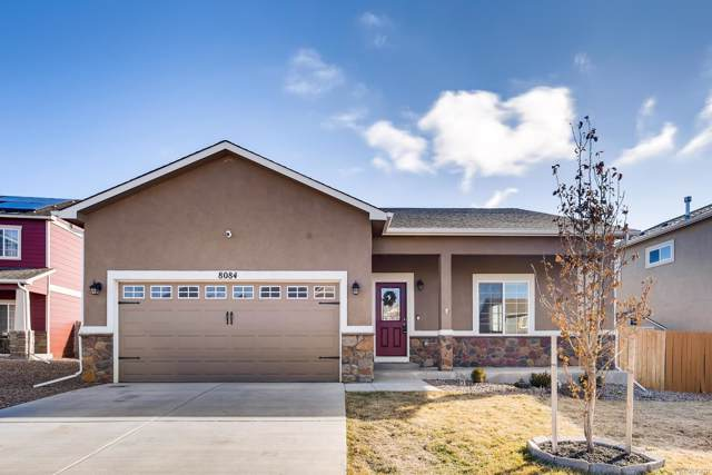 8084 Hardwood Circle, Colorado Springs, CO 80908 (#9164945) :: Harling Real Estate