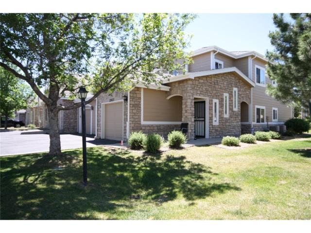 2927 W 119th Avenue #204, Westminster, CO 80234 (#9165128) :: The Peak Properties Group