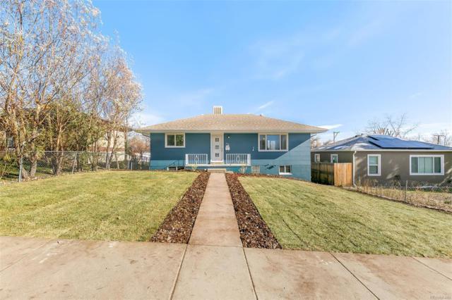 322 King Street, Denver, CO 80219 (#9165647) :: Bring Home Denver