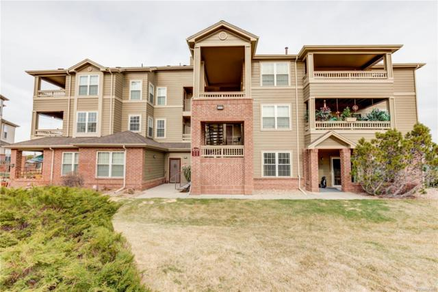 12858 Ironstone Way #201, Parker, CO 80134 (#9165651) :: 5281 Exclusive Homes Realty