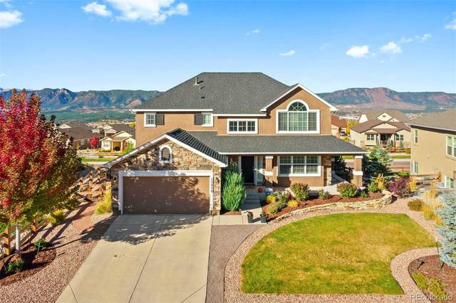 15950 Midland Valley Way, Monument, CO 80132 (#9165737) :: The DeGrood Team