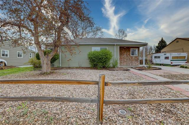 1054 S Clay Street, Denver, CO 80219 (#9165921) :: Berkshire Hathaway HomeServices Innovative Real Estate