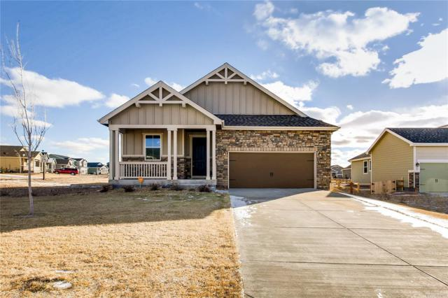 42400 Forest Oaks Drive, Elizabeth, CO 80107 (#9166393) :: The City and Mountains Group