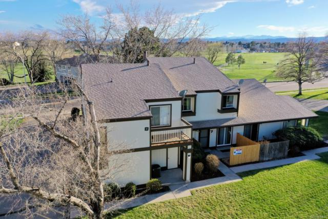 8796 Chase Drive #8, Arvada, CO 80003 (MLS #9166403) :: The Sam Biller Home Team