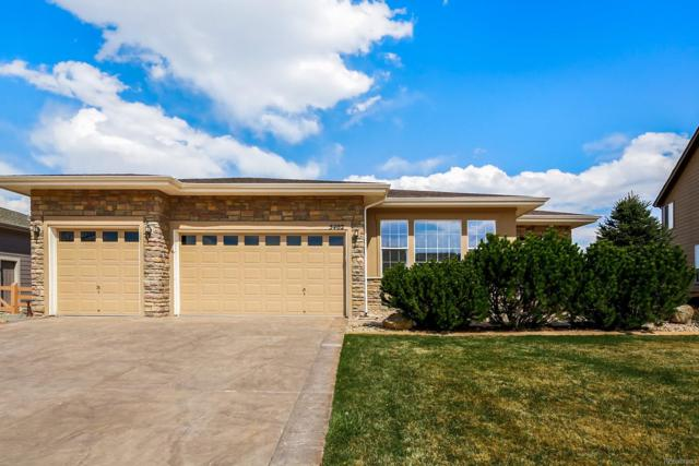 5402 Spur Cross Trail, Parker, CO 80134 (#9166435) :: The Galo Garrido Group