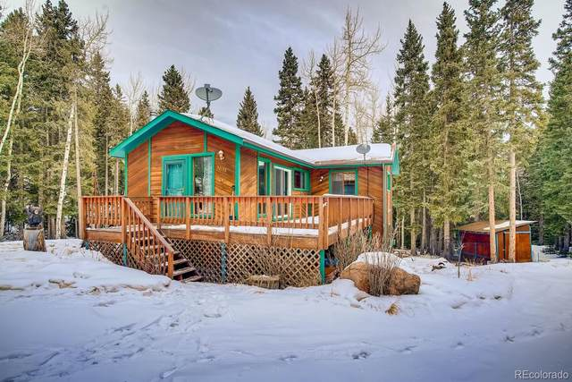 32153 Christopher Lane, Conifer, CO 80433 (#9166709) :: The Dixon Group