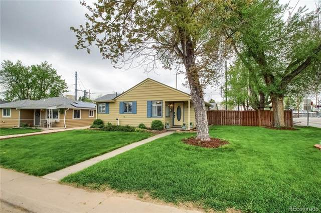 5500 Brentwood Street, Arvada, CO 80002 (#9166793) :: The DeGrood Team