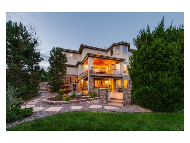 714 Chamberlain Way, Highlands Ranch, CO 80126 (#9167100) :: The Peak Properties Group