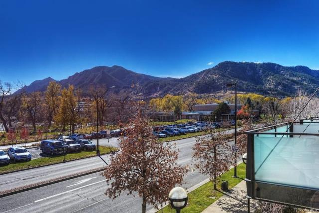 1077 Canyon Boulevard #210, Boulder, CO 80302 (#9167112) :: 5281 Exclusive Homes Realty