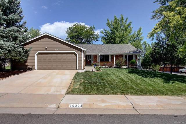 10203 W Powers Avenue, Littleton, CO 80127 (#9167468) :: Bring Home Denver with Keller Williams Downtown Realty LLC