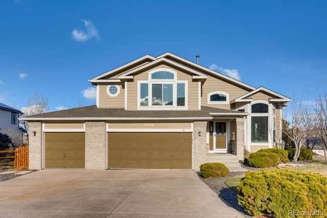 1858 Parfet Estates Drive, Golden, CO 80401 (#9167476) :: The Gilbert Group