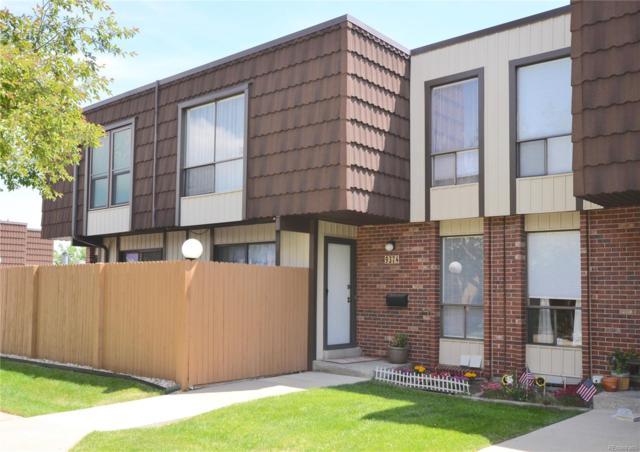 9374 W Utah Place, Lakewood, CO 80232 (#9167808) :: Wisdom Real Estate