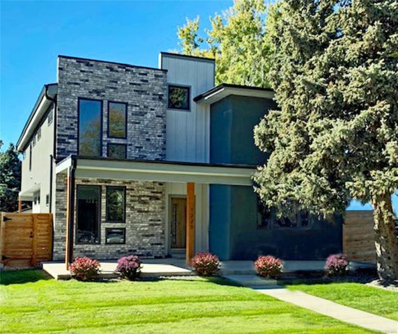 1221 S Harrison Street, Denver, CO 80210 (#9167986) :: The Griffith Home Team