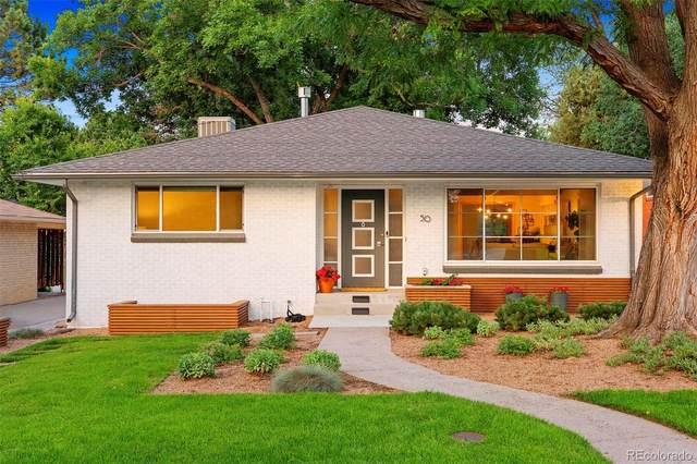 50 S Glencoe Street, Denver, CO 80246 (MLS #9167987) :: Find Colorado