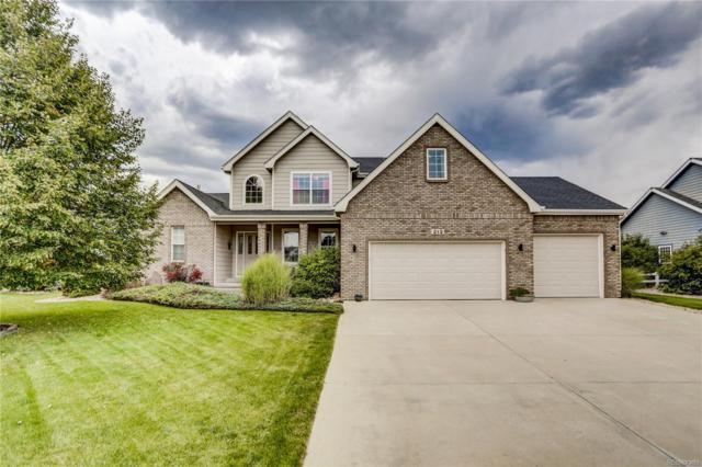 312 Estate Drive, Johnstown, CO 80534 (#9168451) :: The DeGrood Team