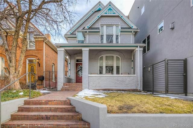 1026 Bannock Street, Denver, CO 80204 (#9168803) :: Kimberly Austin Properties