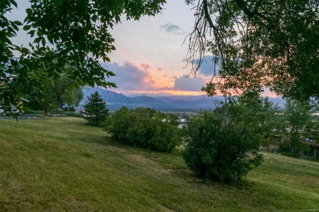 7387 Panorama Drive, Boulder, CO 80303 (#9168850) :: House Hunters Colorado