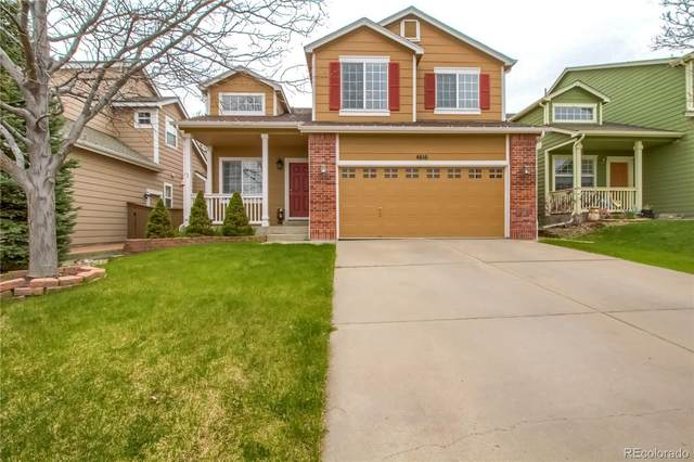 4616 Brookwood Drive, Highlands Ranch, CO 80130 (#9168894) :: The HomeSmiths Team - Keller Williams