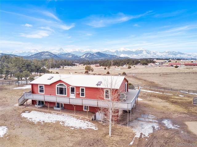 169 Blazing Saddle Trail, Cotopaxi, CO 81223 (#9169259) :: The Gilbert Group
