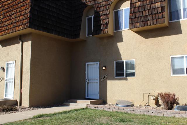 7440 E Princeton Avenue, Denver, CO 80237 (#9169315) :: 5281 Exclusive Homes Realty