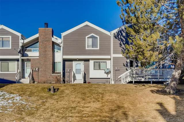 6630 W 84th Way #36, Arvada, CO 80003 (MLS #9169664) :: 8z Real Estate