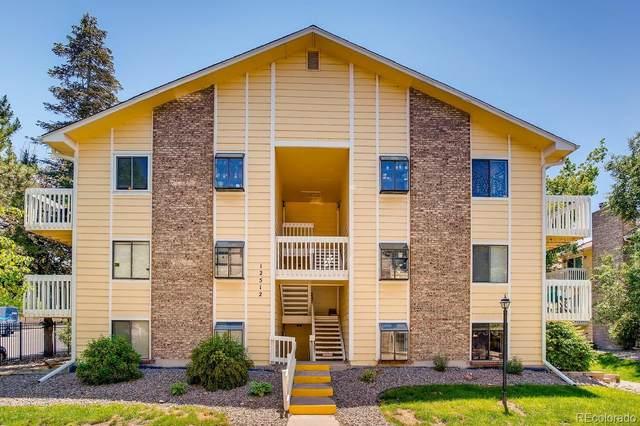 12512 E Cornell Avenue #102, Aurora, CO 80014 (#9170353) :: Kimberly Austin Properties
