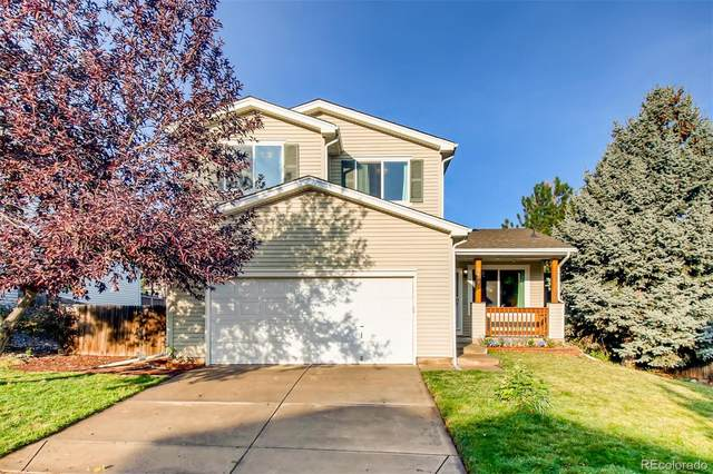 8141 Eagleview Drive, Littleton, CO 80125 (MLS #9170376) :: The Sam Biller Home Team