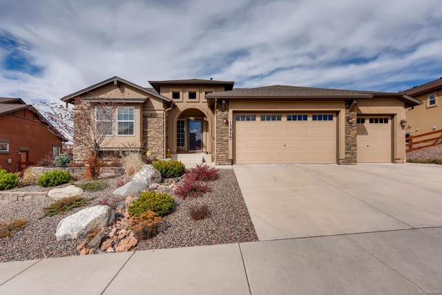 15826 Transcontinental Drive, Monument, CO 80132 (#9170630) :: Harling Real Estate