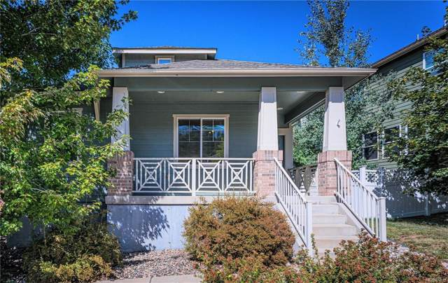 2290 St Claire Drive, Colorado Springs, CO 80910 (MLS #9170892) :: 8z Real Estate