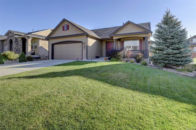 3441 Spitfire Drive, Colorado Springs, CO 80911 (#9171063) :: The HomeSmiths Team - Keller Williams