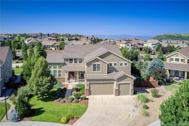 758 Xenon Lane, Castle Rock, CO 80108 (#9171218) :: Berkshire Hathaway HomeServices Innovative Real Estate