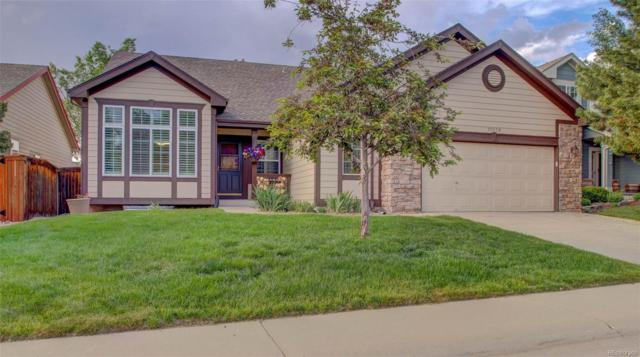 17079 Opal Hill Drive, Parker, CO 80134 (#9171281) :: The Heyl Group at Keller Williams