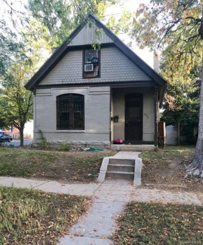 2555 W 39th Avenue, Denver, CO 80211 (MLS #9171755) :: 8z Real Estate