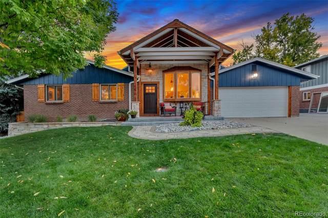 6289 S Fenton Court, Littleton, CO 80123 (MLS #9171817) :: Kittle Real Estate