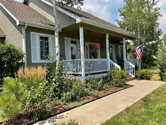 41445 Golden Field Circle, Parker, CO 80138 (MLS #9171841) :: Neuhaus Real Estate, Inc.
