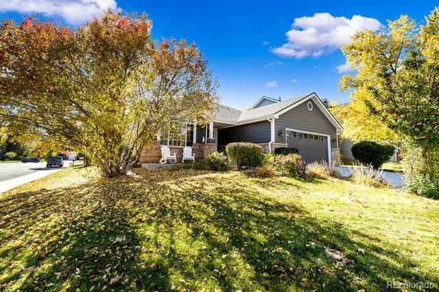 16076 Sequoia Drive, Parker, CO 80134 (#9171990) :: Finch & Gable Real Estate Co.