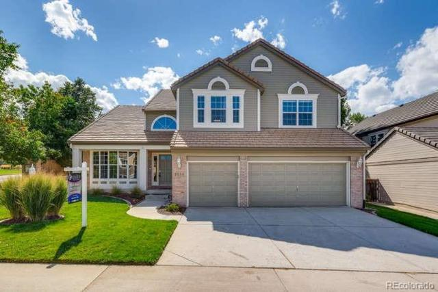 8600 Forrest Drive, Highlands Ranch, CO 80126 (#9172167) :: The City and Mountains Group