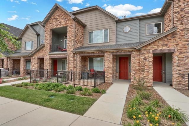 586 E Dry Creek Place, Littleton, CO 80122 (#9172224) :: The Heyl Group at Keller Williams