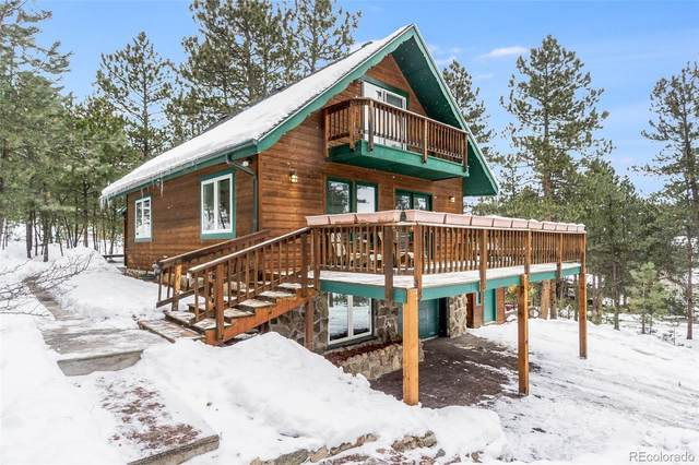 30078 Carriage Loop Drive, Evergreen, CO 80439 (MLS #9172387) :: 8z Real Estate