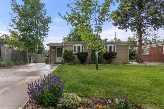 1177 Roslyn Street, Denver, CO 80220 (#9172391) :: Arnie Stein Team | RE/MAX Masters Millennium
