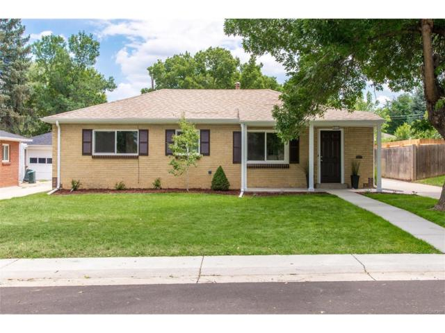 3250 S Williams Street, Englewood, CO 80113 (MLS #9172576) :: 8z Real Estate
