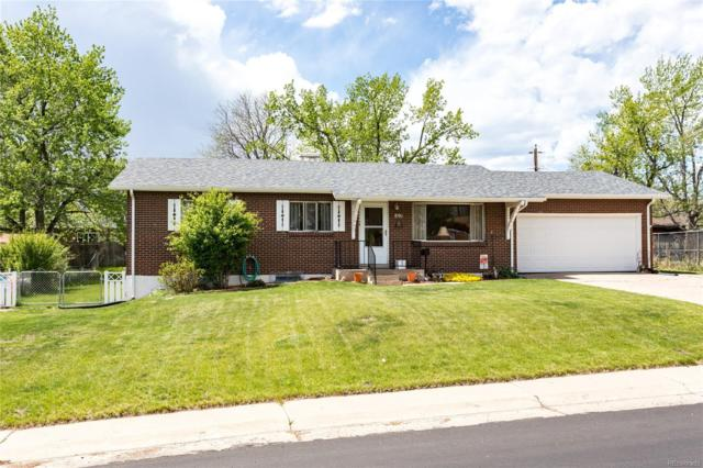 891 S Taft Street, Lakewood, CO 80228 (#9172875) :: Wisdom Real Estate