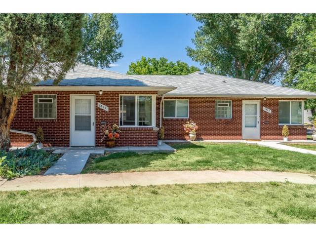 1831 S Monroe Street, Denver, CO 80210 (#9172960) :: Wisdom Real Estate